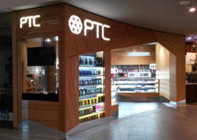 PTC kiosks
