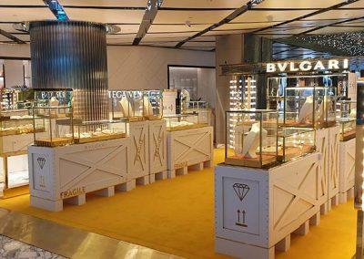 Bvlgari – Sydney Pop Up Store